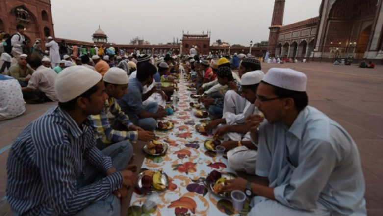 Ramzan 2019: Iftar Time Today in Mumbai, Delhi, Kolkata, Hyderabad, Lucknow And Bengaluru; Know When to Break Fast on May 9