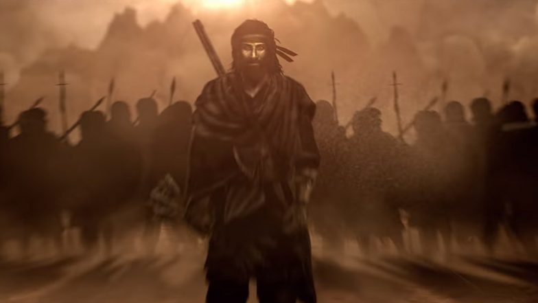 Ranbir Kapoor to play dacoit in YRF's Shamshera, watch teaser