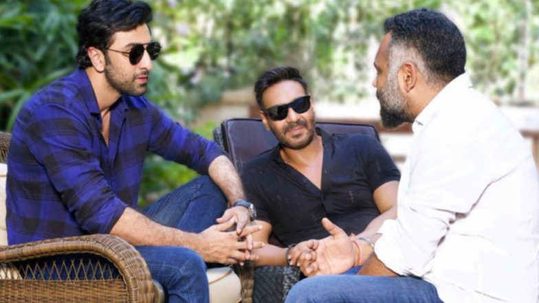 Ajay Devgn - Ranbir Kapoor's Collaboration for Luv Ranjan is an Action Thriller and Not a Rom-Com