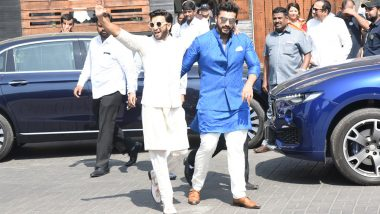 Golmaal Junior: Ranveer Singh and Arjun Kapoor Cheer for Rohit Shetty's Upcoming Animated Series