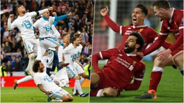 Liverpool Vs Real Madrid: Here Are the Two Squads for Champions League Final