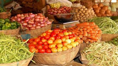 Retail Inflation Jumps to 4.62 Percent Riding on Higher Food Prices in October