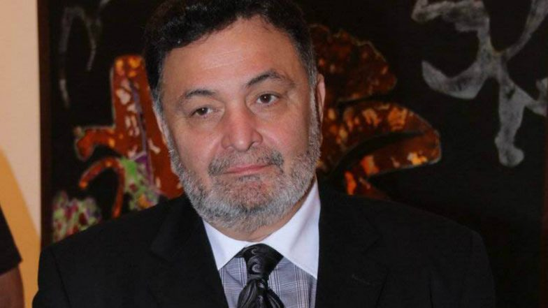 The REAL Reason Why Rishi Kapoor Changed His Hair Colour Revealed - See Pic INSIDE