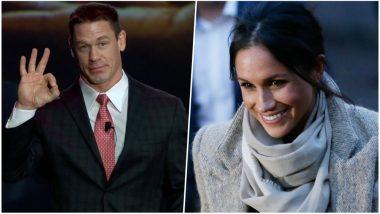 Royal Wedding: John Cena Willing to Walk Meghan Markle Down the Aisle