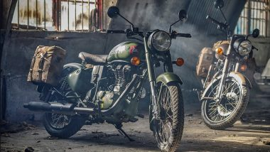 World War II Inspired Royal Enfield Classic 500 Pegasus Unveiled; Likely to be Priced in India above Rs. 2 Lakh