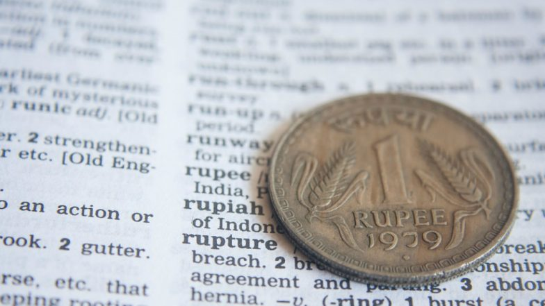 Indian Rupee Falls to 72.03 Versus US Dollar Amid Losses in Equity Markets