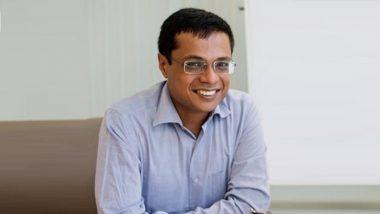 Flipkart Co-Founder Sachin Bansal Sells Entire Stake to Walmart, Gets Richer by USD 1 Billion