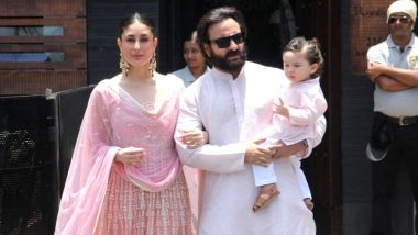 Kareena Kapoor Khan on Taimur: He's Just 17 Months Old; He Shouldn't be Given That kind of Focus and Attention all the Time