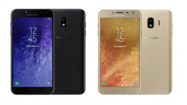 Samsung Galaxy A6, A6+, J4 & J6 Smartphones To be Launched in India Today; Expected Price, Features & Specifications