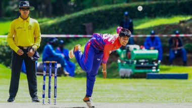 Nepal's Sandeep Lamichhane Added to ICC World XI Squad for Windies T20I After Shakib al Hasan Withdraws