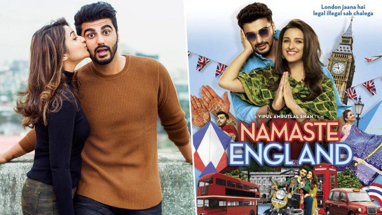 Sandeep Aur Pinky Faraar's Release Postponed to March 2019; Makes Namaste England The Sole Release of Arjun Kapoor-Parineeti Chopra Pairing in 2018