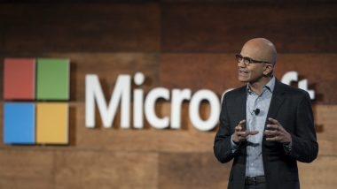 Robots Won't Render People Jobless: Microsoft CEO Satya Nadella