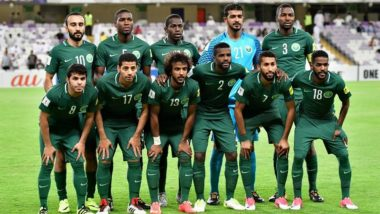 Saudi Arabia Squad for 2018 FIFA World Cup in Russia: Lineup, Team Details, Road to Qualification & Players to Watch Out for in Football WC