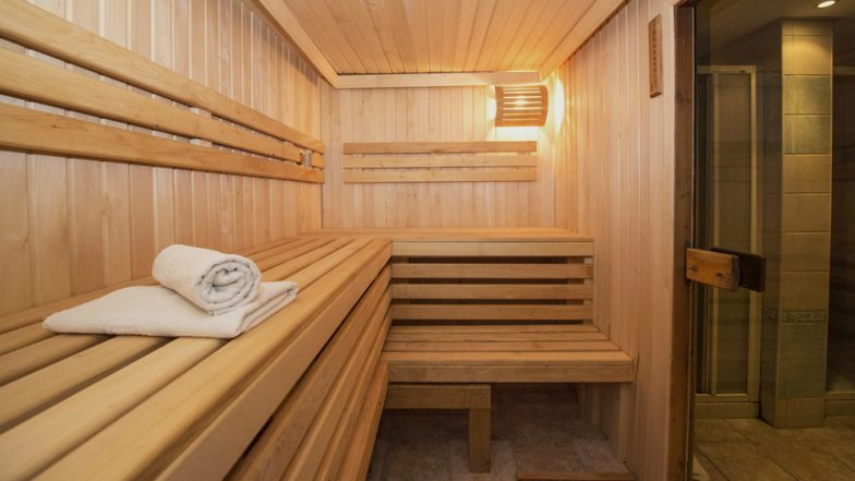 Sauna Sessions As Exhausting As Moderate Exercise: Study