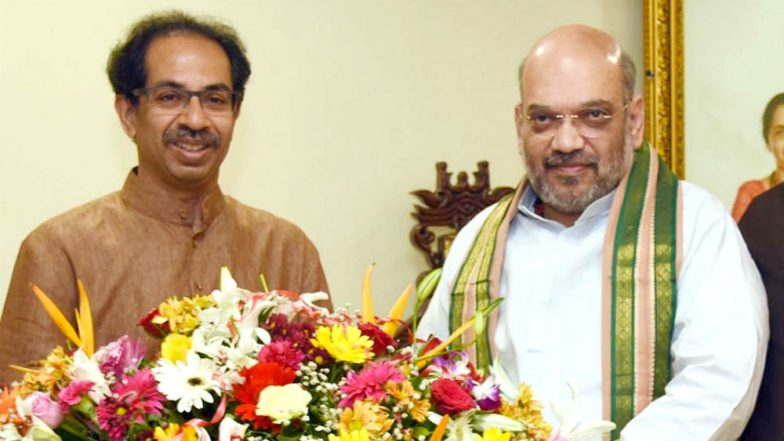 Lok Sabha Elections 2019: BJP, Shiv Sena Seal Seat Sharing Pact in Maharashtra, Says Report
