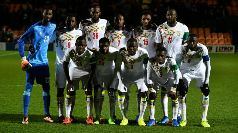 Senegal Squad for 2018 FIFA World Cup in Russia: Lineup, Team Details, Road to Qualification & Players to Watch Out for in Football WC