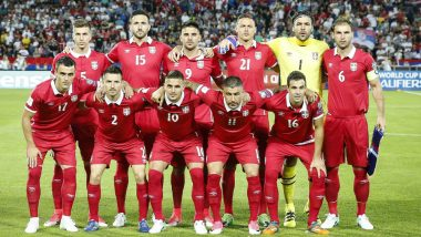 Serbia Squad for 2018 FIFA World Cup in Russia: Lineup, Team Details, Road to Qualification & Players to Watch Out for in Football WC