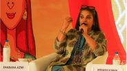Shabana Azmi Met With an Accident on Mumbai-Pune Express Highway: Humanity Dies on Twitter