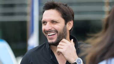 Shahid Afridi Reveals Wife and Daughters Test Negative for COVID-19