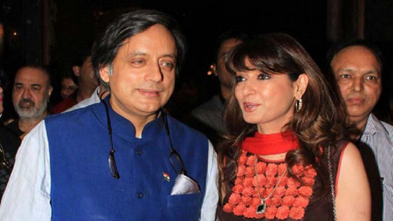 Sunanda Pushkar Death Case: Shashi Tharoor Charged With 'Abetment to Suicide'