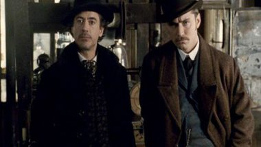 Robert Downey Jr and Jude Law's Sherlock Holmes 3 to Receive a $20.8 Million Tax Credit for Shooting in California