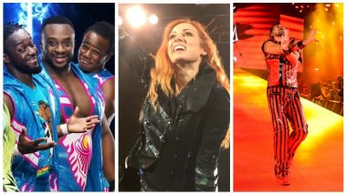 WWE SmackDown LIVE Highlights: The New Day & Becky Lynch Qualify for Money In The Bank 2018 Ladder Matches