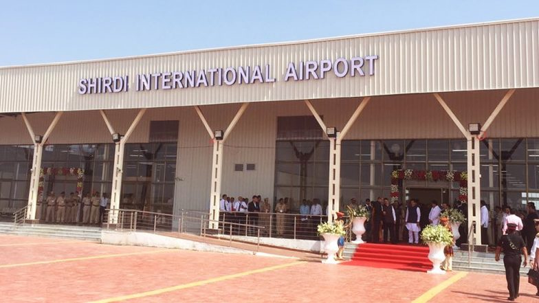 Shirdi Airport to Allow Night Landing of Flights by 2019 December-End, Facilities to Cost Rs 4 Crore