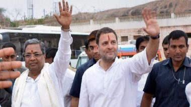 Siddaramaiah To Meet Rahul Gandhi As Karnataka Congress Rift Widens