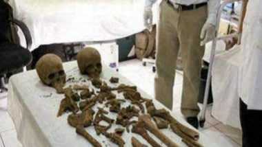 Lovers of Modena: Hand-Holding Skeleton Pair Were Both Men! Enamel Peptides Reveal Gender