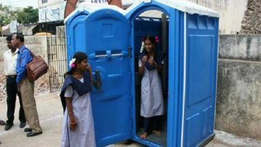 Manipur Gets First Solar Toilet