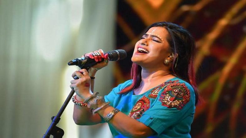 Odia singer Sona Mohapatra alleges threat mail by Sufi foundation