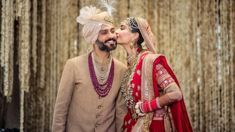 See Sonam's Husband Anand Ahuja's First Instagram Post After Wedding