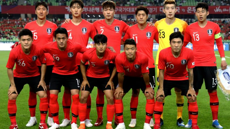 South Korea Squad for 2018 FIFA World Cup in Russia: Lineup, Team Details, Road to Qualification & Players to Watch Out for in Football WC