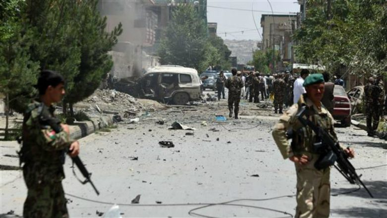 Afghanistan: 41 Killed, 14 Injured in Kabul Suicide Attack