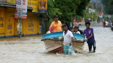 9 Killed, 23 Missing in Sri Lanka Due to Floods and Landslides
