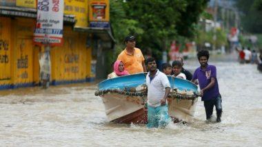 23 killed, Over 1.66 Lakh Affected as Heavy Rains Lash Sri Lanka