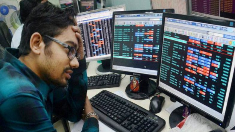 Opening Bell: Sensex Opened Lower at 35,406.47 Points and Nifty Down by 45 Points