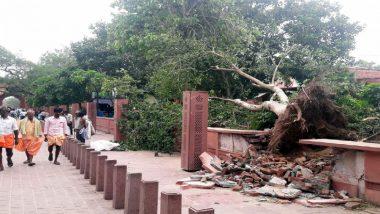 Weather Update: Agra on 48-hour Storm Alert till Wednesday