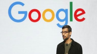 Google I/O 2018: CEO Sundar Pichai Addresses Privacy Concerns at the Conference