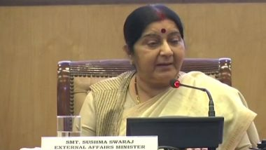 Third Surgical Strike Will Be Done by Voters: Sushma Swaraj