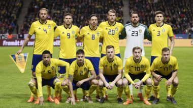 Sweden Squad for 2018 FIFA World Cup in Russia: Lineup, Team Details, Road to Qualification & Players to Watch Out for in Football WC