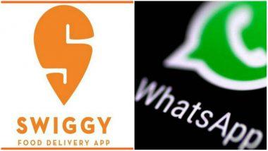 Swiggy Testing WhatsApp Enterprise Solution for Better Connectivity