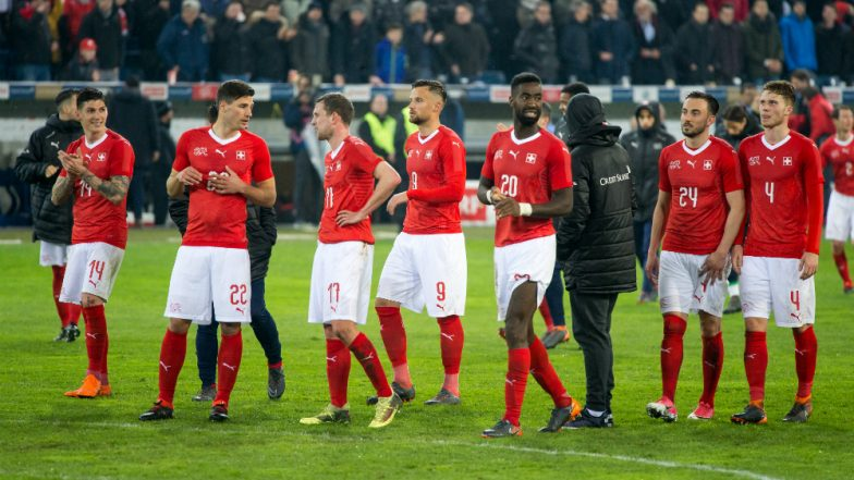 25fb4081b3bd Switzerland Squad for 2018 FIFA World Cup in Russia  Lineup