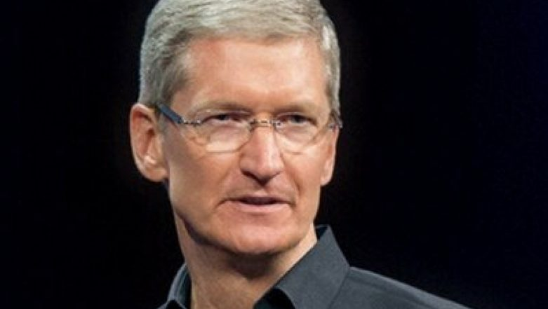Apple's Tim Cook Warns Against 'Weaponisation' Of Personal Data and Surveillance Age