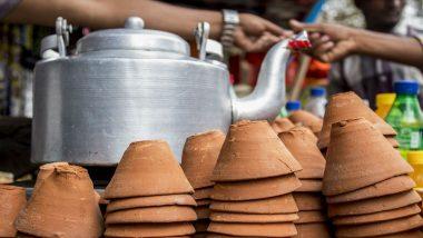 Tea Delivery at Your Doorstep Via Drones in Lucknow