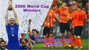 2018 FIFA World Cup: From Italy to Netherlands, Five Big Teams That Failed to Qualify for Football WC Russia