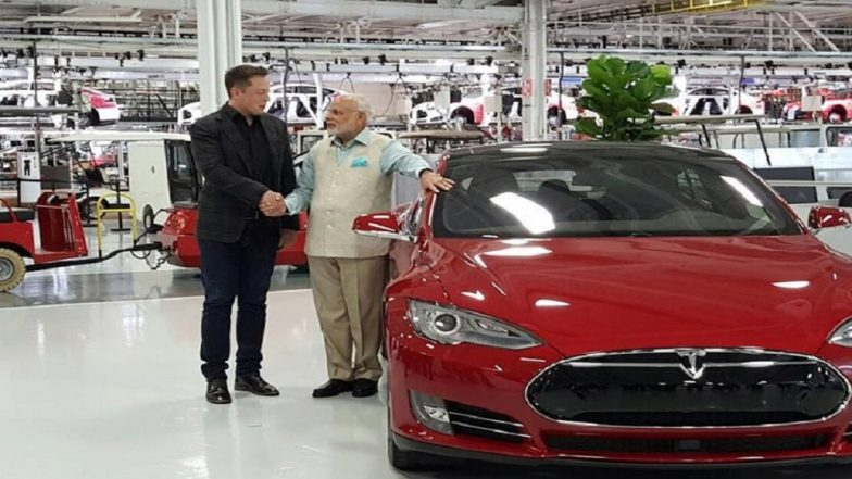 Tesla Motors CEO Elon Musk Envisions 'Partial Presence' in India by 2019 End