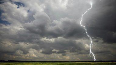 Weather Forecast: Thunderstorm and Light Rain Over Parts of Delhi, Haryana, Uttar Pradesh, Predicts IMD