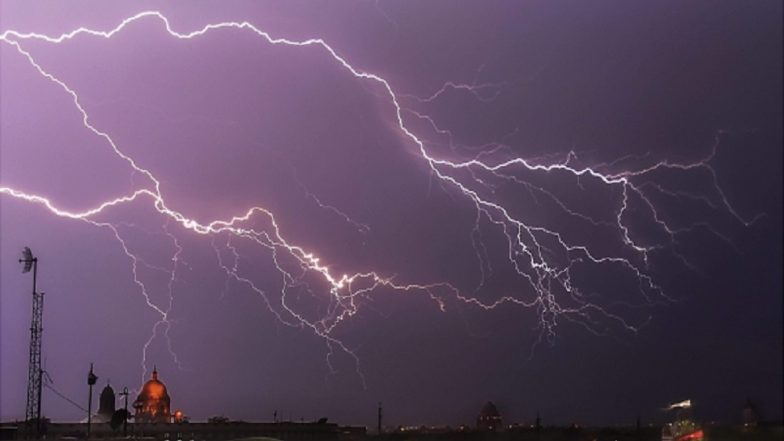 Met Office Issues Fresh Warning of Thunderstorm in Uttar Pradesh