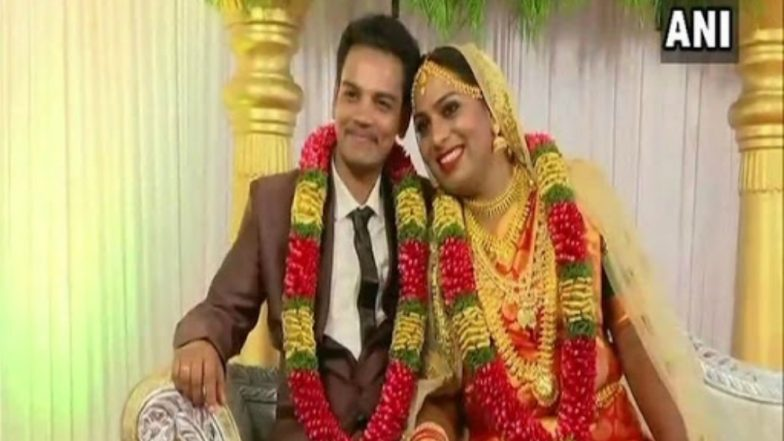 Kerala Trans Couple Get Married in a Traditional Ceremony